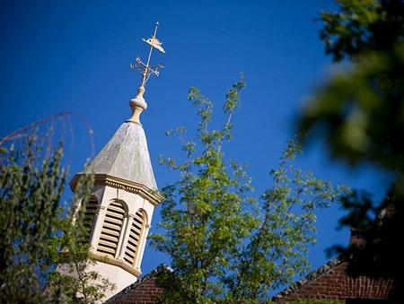 Lincoln Hall steeple
