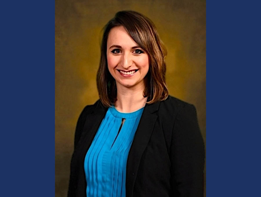 Headshot of Alexis Hanna, assistant professor of management at the University of Nevada, Reno.