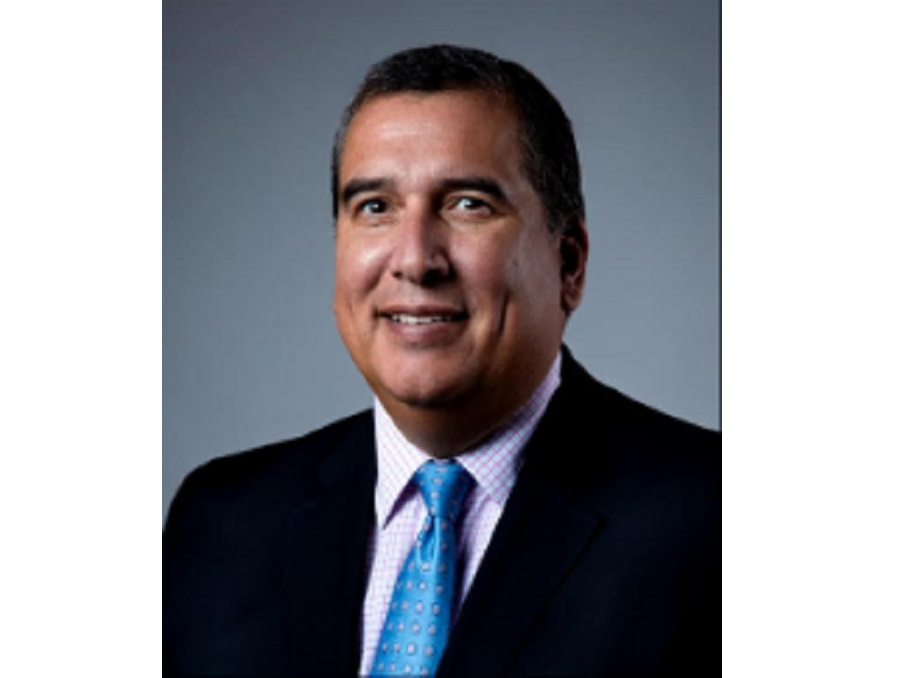 New vice president for advancement Bill Johnson