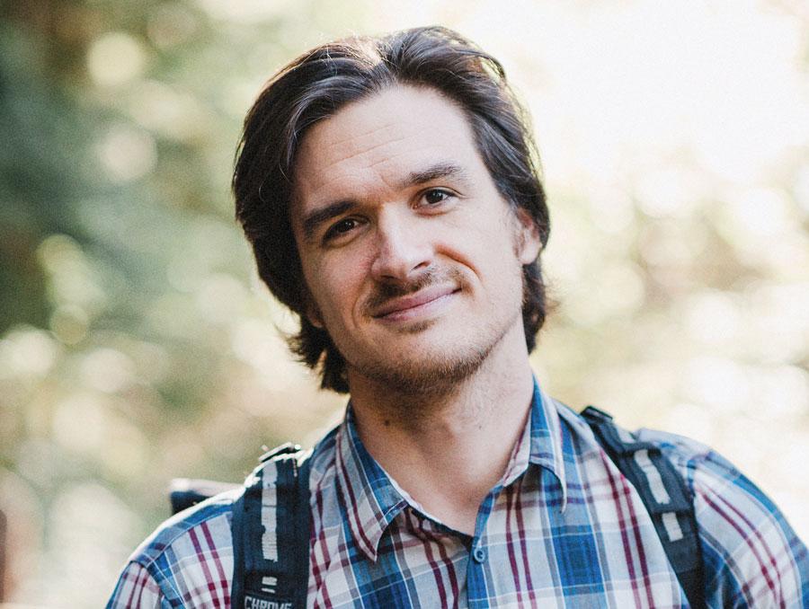 Portrait of Jonathan Beardsley.