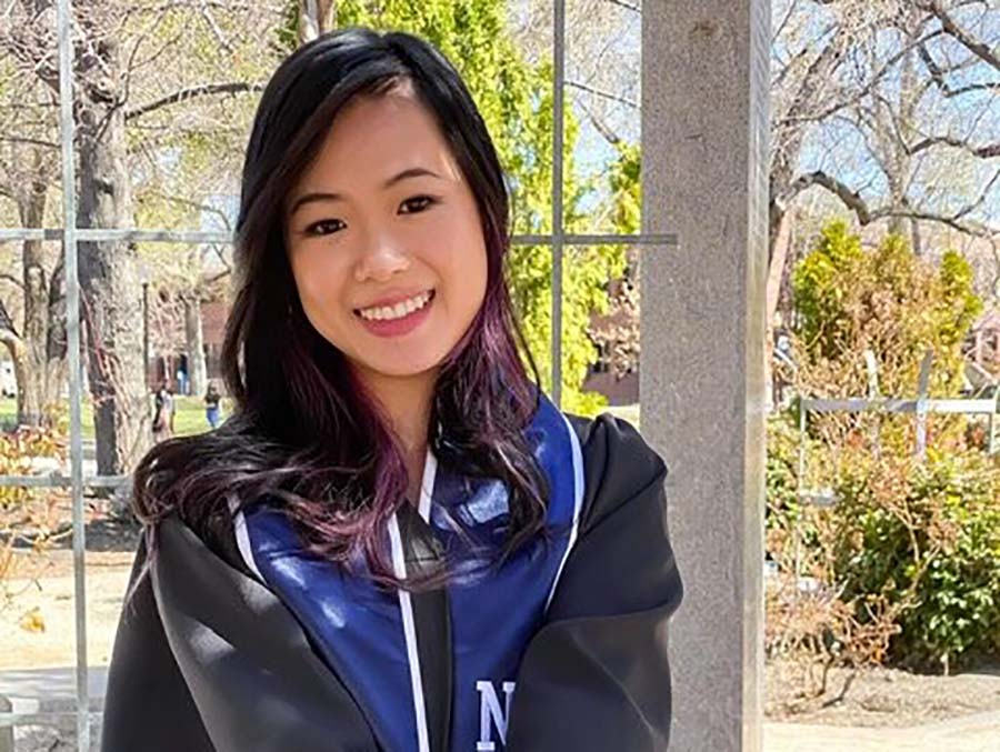 Herz Gold Medalist Lily Liu