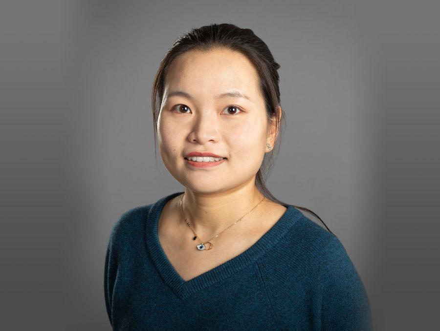 Portrait of Yinghan Chen