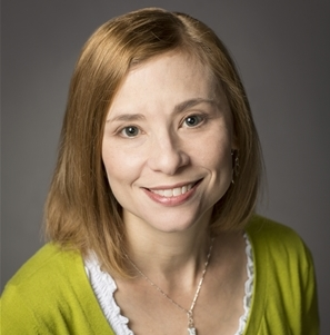Head shot of Ann Medaille of the University Libraries