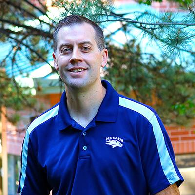 Photograph of Dan Gallaher