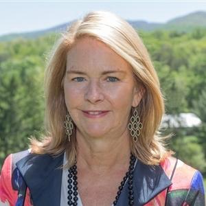 Headshot of Warren Wilson College President Lynn Morton