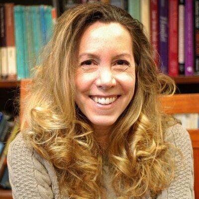 Linguistics Professor Valerie Fridland